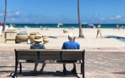Seniors: il n'y a pas d'âge pour partir en vacances!
