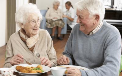 Nutrition : les repas rythment la journée des seniors