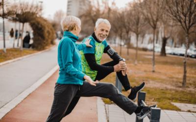 Les 5 activités sportives recommandées par l'OMS pour les seniors