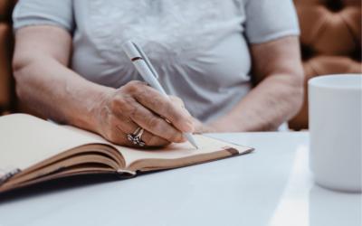 Imaginez tous les bienfaits de l'écriture !