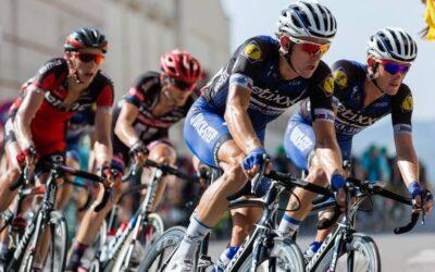 En piste pour le Tour de France !