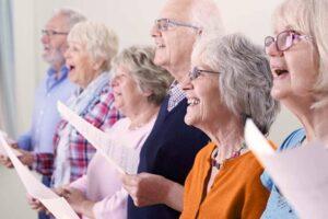 Les bienfaits de la chorale