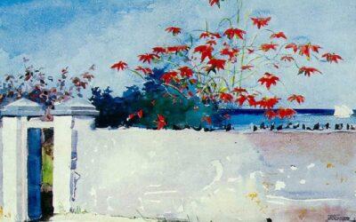 Itinéraire d'un peintre pas comme les autres : Gustave Flaubert