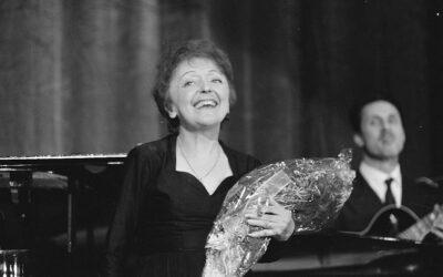 De Édith Gassion à Édith Piaf : la vie mythique de La Môme