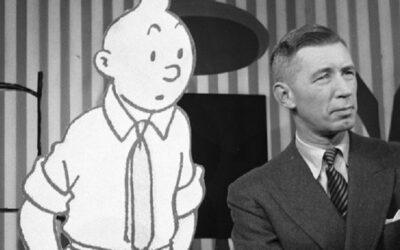 Tintin & Milou : la saga mythique de Hergé