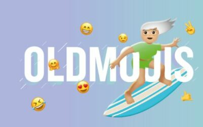 """""""Oldmojis"""" : Bientôt des emojis spécialement conçus pour les aînés ?"""
