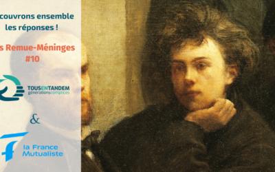 De poètes maudits à monuments de l'art français : Rimbaud et Verlaine
