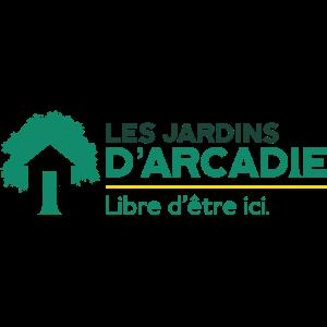 Logo jardin d'arcadie